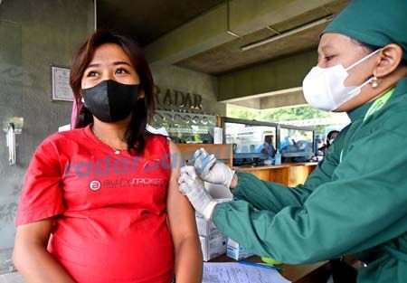 Vaksin Bumil Dosis Dua Digelar Besok