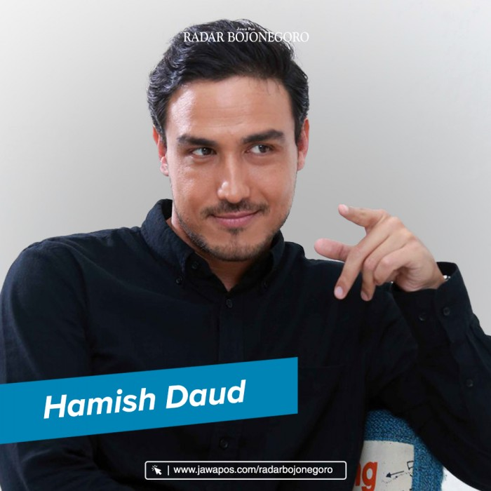 Hamish Daud