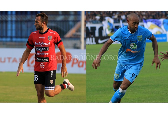 Bali United vs Persela