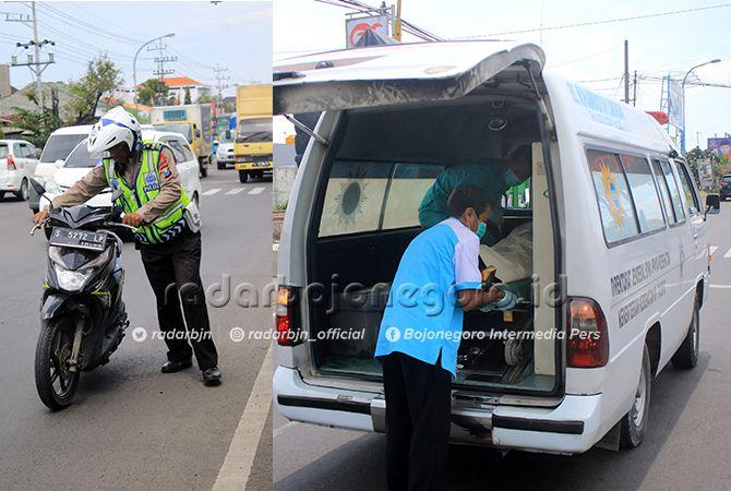 LAKA: Korban yang tewas terlindas truk dibawa ke RSML