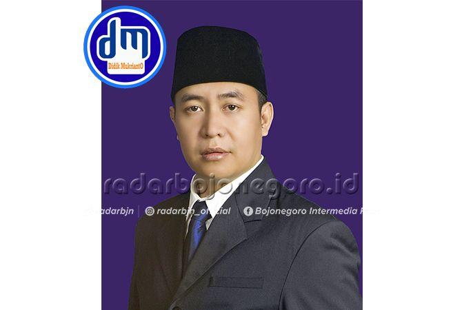 Didik Mukrianto, SH, MH, anggota DPR RI dari Fraksi Partai Demokrat