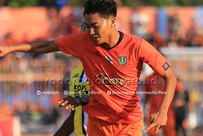 TETAP FOKUS: Jeda laga panjang usai berhadapan dengan Bumi Wali FC Tuban, Persibo berencana melakoni sekali uji coba.