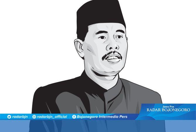 Ilustrasi, Adi Prayitno, Kacabdin Pendidikan Wilayah Bojonegoro-Tuban