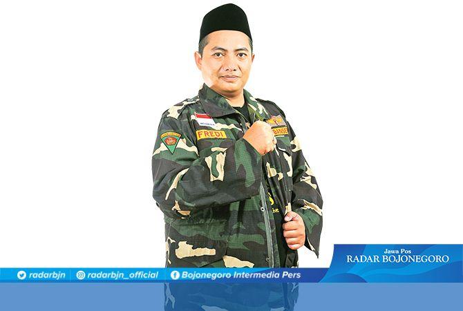H. Fredy Ardliyan Syah, Ketua Panpel LSN 2019 Region Jatim 2