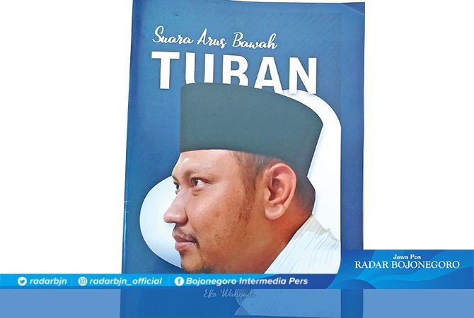 Biografi Kang Yudi berjudul Arus Bawah Tuban.