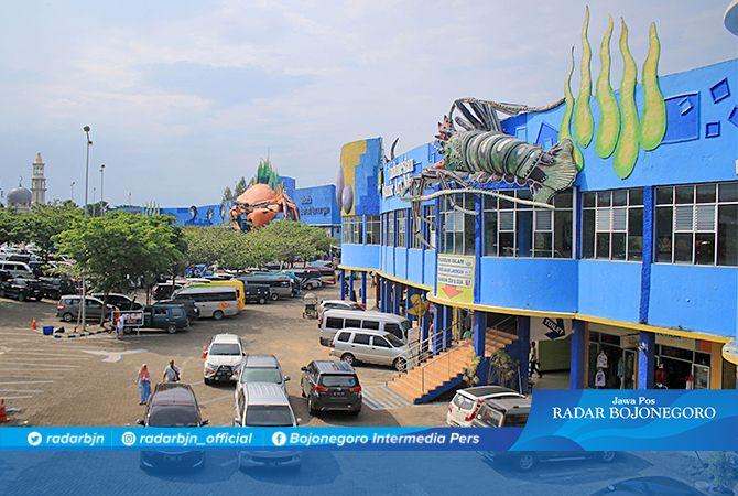 TARGETKAN PENGUNJUNG NAIK: Wisata Bahari Lamongan harus menghadapi persaingan dengan tempat - tempat wisata baru yang bermunculan.
