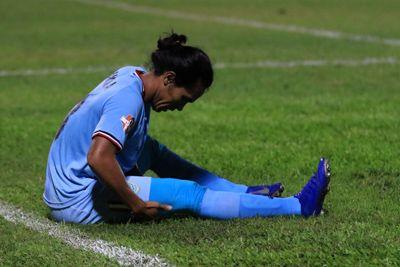 CARI PENGGANTI: Bek kiri Samsul Arifin yang tak lagi memperkuat Persela di Liga 1 2020.