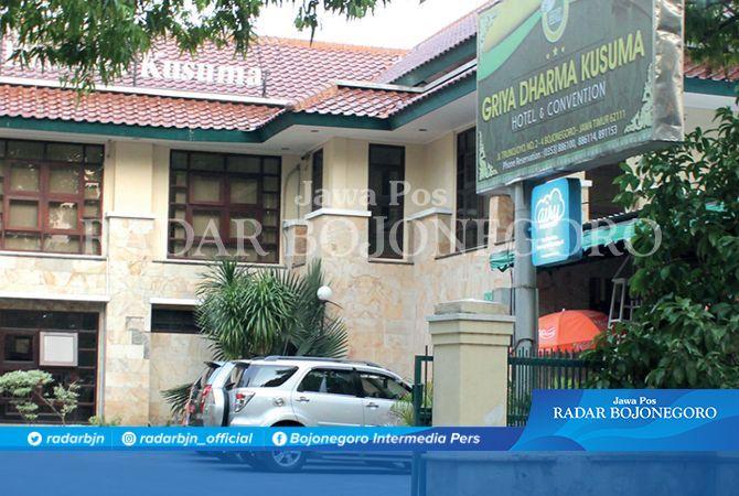 Listrik Nunggak, Hotel GDK Tak Ada Pengunjung