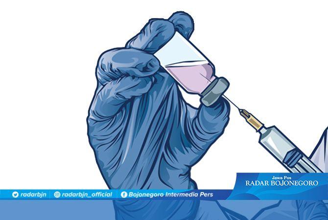 Pasokan Vaksin Tahap Kedua Datang Hari Ini