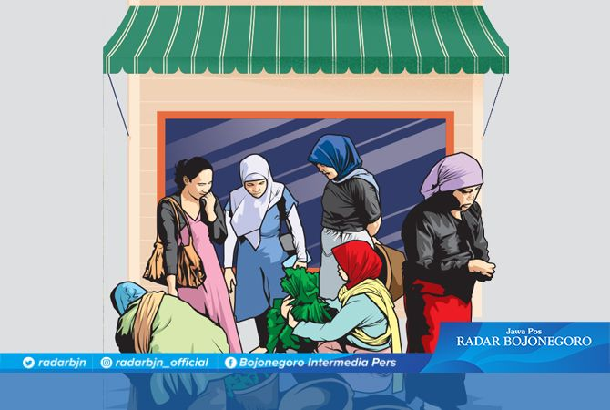 Pembangunan Pasar Banjarejo II Didok Rp 68,7 Miliar