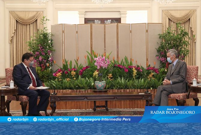 Singapura Segera Tambah Bantuan Iso Tank & Liquid Oxygen ke Indonesia