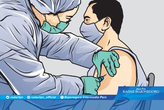 99.155 Remaja Tuban Telah Terdata Vaksin