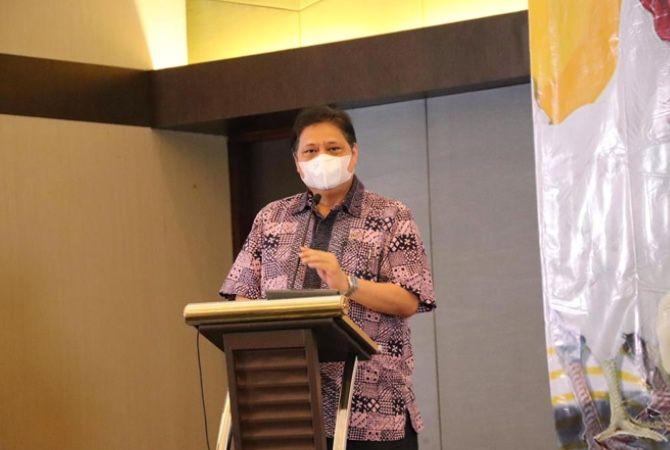 Menko Airlangga: Usaha Mikro, Warung, Warteg & PKL Bisa Daftar Bansos