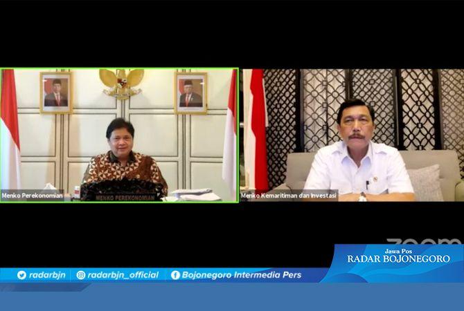 Presiden Jokowi Minta Agar Momentum Penurunan Kasus Covid Terus Dijaga