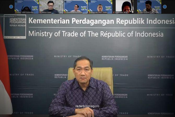 Caption: Dialog Gambir Trade Talk merupakan salah satu forum diskusi rutin yang diselenggarakan oleh Badan Pengkajian dan Pengembangan Perdagangan (BPPP) dalam mendukung kebijakan Kemendag.