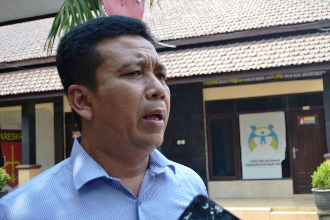 Kasat Reskrim Polres Jombang AKP Gatot Setio Budi