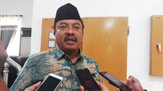 Ketua DPRD Jombang Joko Triono