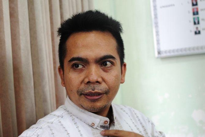 Ketua Komisi D DPRD Jombang M.Syarif Hidayatullah