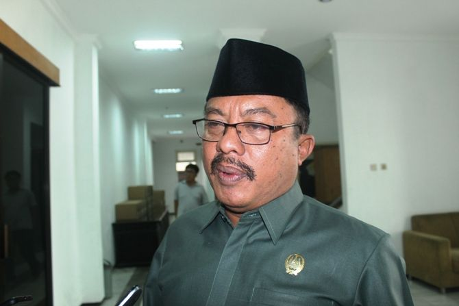 Ketua TKD Jokowi-Ma'ruf Kabupaten Jombang Joko Triono