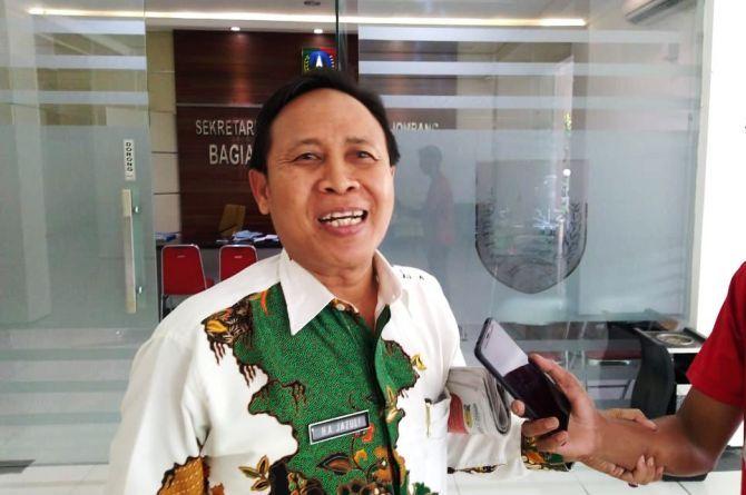 Sekda Kabupaten Jombang Akhmad Jazuli