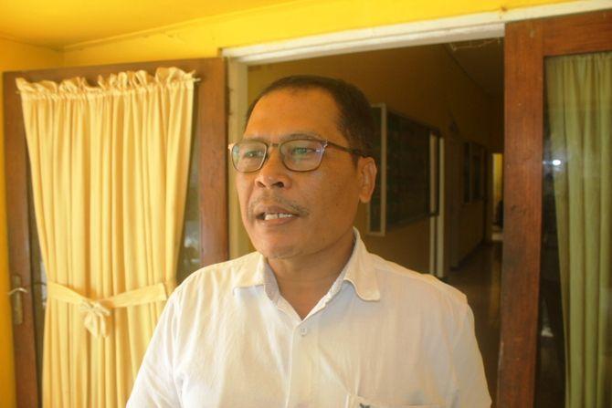Sekretaris Badan Pemenangan Pemilu (Bappilu) DPD Partai Golkar Kabupaten Jombang Budiman