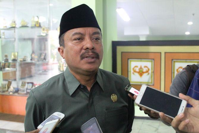 Ketua DPRD Kabupaten Jombang Joko Triono