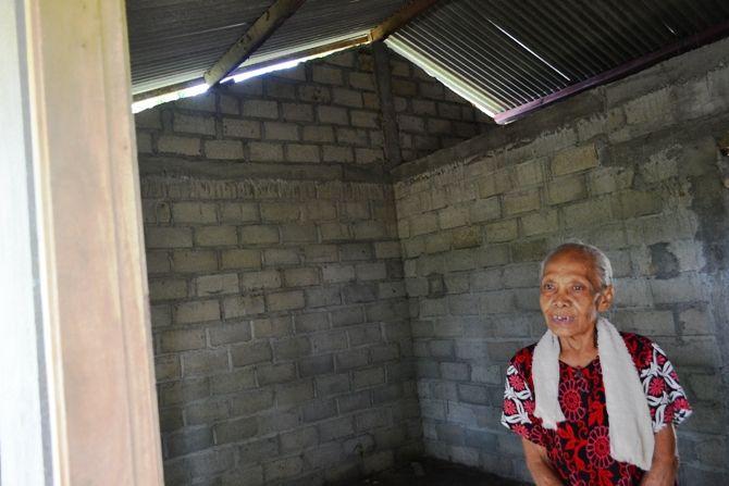 Kondisi rumah hasil realisasi PID milik salah satu warga di Mundusewu