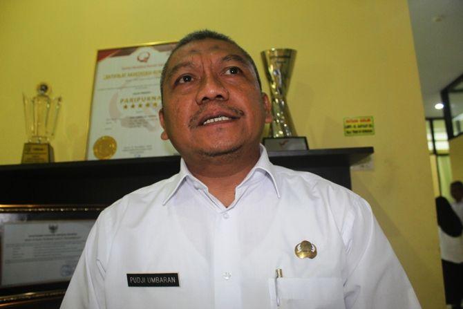 Direktur RSUD Jombang Pudji Umbaran