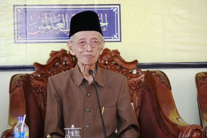 Kiai Muchammad Muchtar Mu'thi