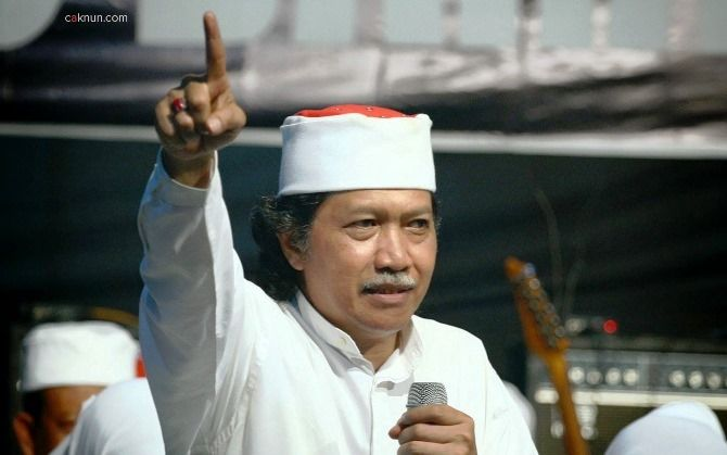 1.Muhammad Ainun Nadjib, budayaman asal Kabupaten Jombang.
