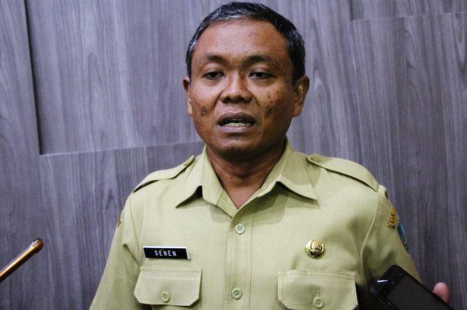 Kepala BKDPP Kabupaten Jombang Senen.