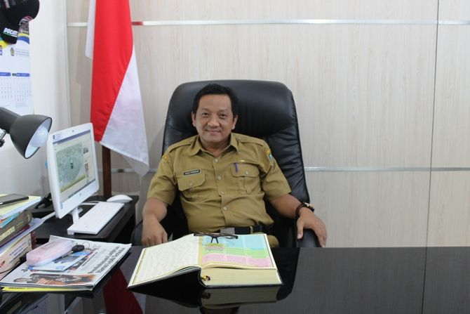 Koordinator Bidang Pencegahan Gugas PP Covid-19 Jombang, Agus Purnomo.