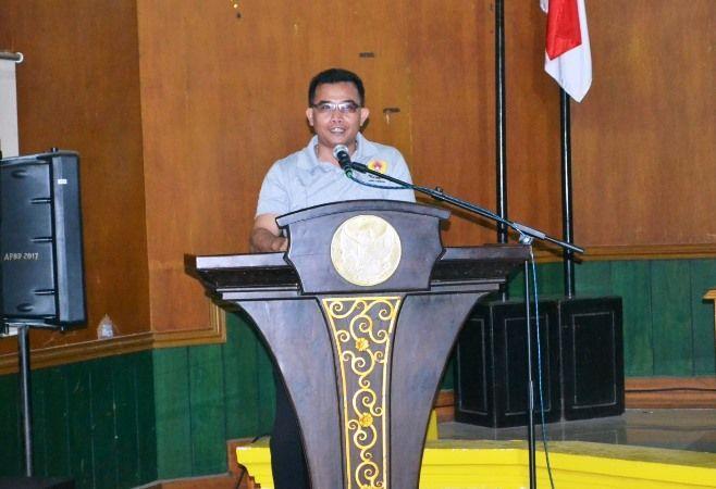 Tito Kadar Isman, ketua KONI Jombang