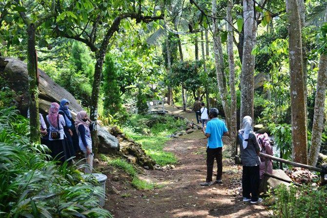 ILUSTRASI: salah satu destinasi wisata di Jombang.