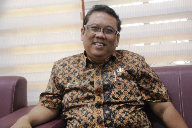 Ilham Hero Koentjoro, Kepala DPMPTSP Jombang.