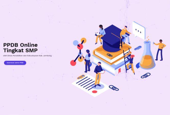 ILUSTRASI: PPDB SMP Jombang