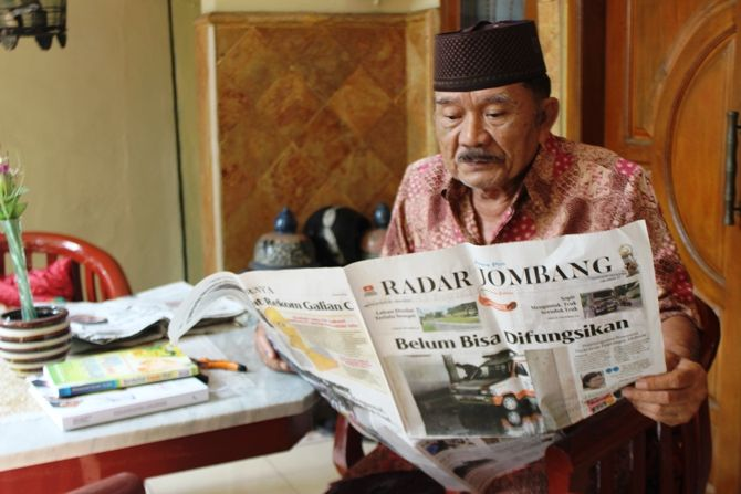 Muhammad Arifin, Mantan kepala Dinas Kepemudaan dan Olahraga.