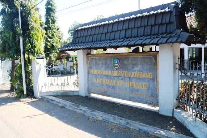 ILUSTRASI: Kantor Kecamatan Tembelang