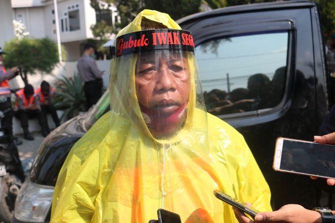 Joko Fattah Rochim, Koordinator Forum Rembug Masyarakat Jombang (FRMJ)