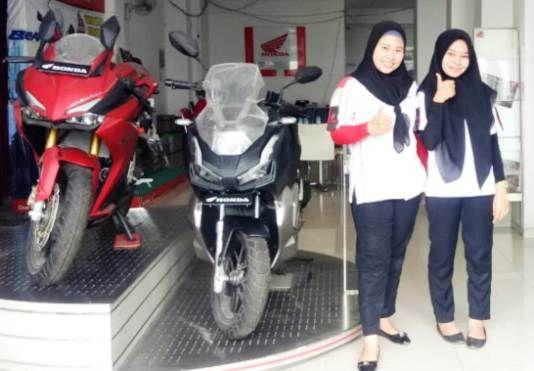 Diler Honda Anyar Motor Mojoagung siap memanjakan konsumen setia.
