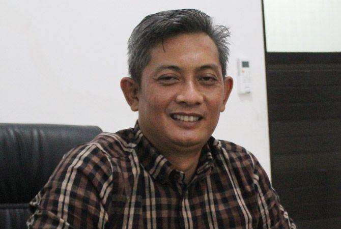TEGAS: Budi Winarno Kepala Dinas Komunikasi dan Informatika Jombang