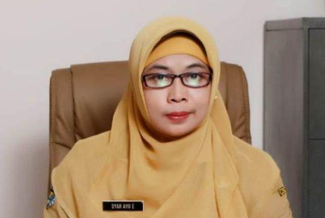Kepala SMAN Bareng Dyah Ayu Endrianingsih, S.Pd, M.M.