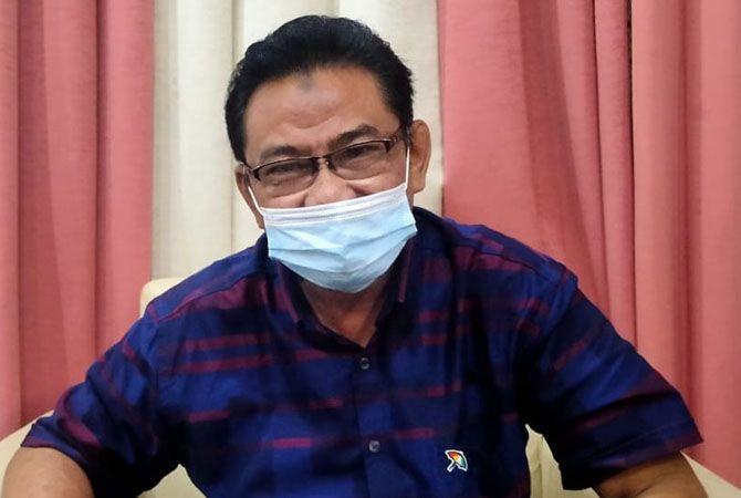 Ketua DPRD Jombang Mas'ud Zuremi