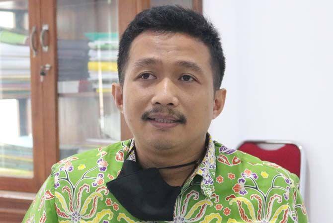 Sholahudin Hadi Sucipto, Kepala Dinas Pemberdayaan Masyarakat Desa (DPMD) Jombang