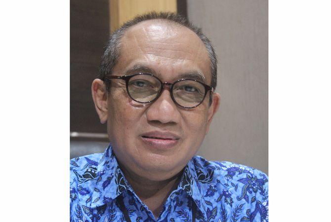 Inspektur Kabupaten Jombang Eka Suprasetya Agus Putranto