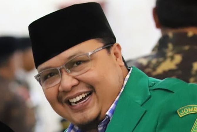 ZULFIKAR DAMAM IKHWANTO,  Ketua GP Ansor Kabupaten Jombang