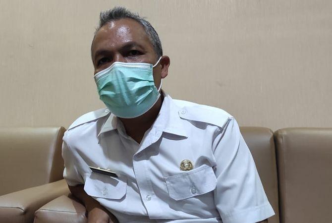 Hari Purnomo Kepala Dinas Sosial Jombang