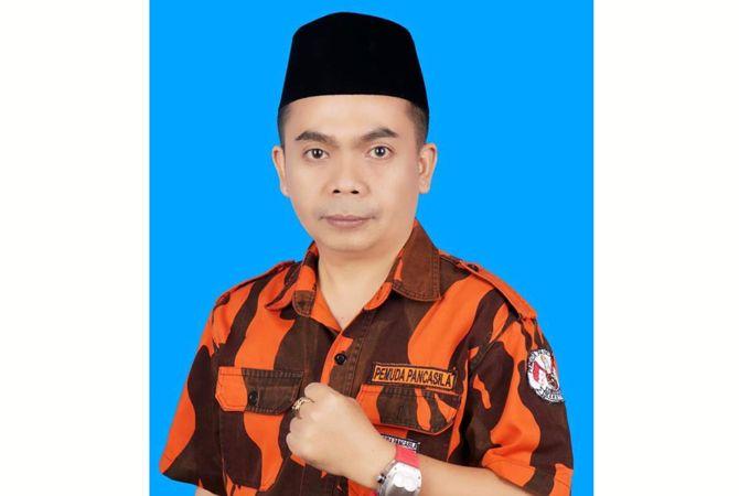 Ketua MPC Pemuda Pancasila Jombang, HM Syarif Hidayatullah ST MMT