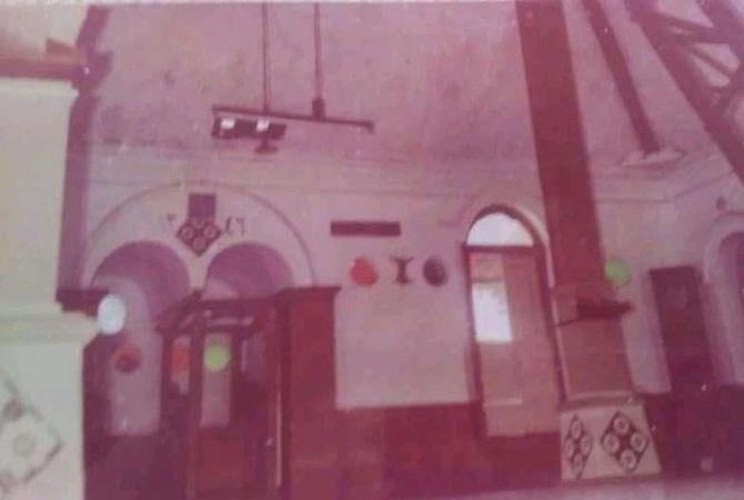 Masjid Ar Ridlo Kauman di tahun 1980