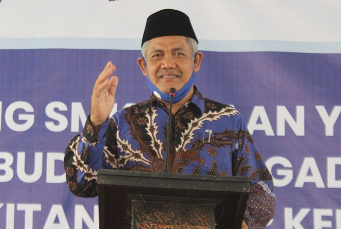 Drs Widodo MSi MPd Kepala SMK Budi Utomo
